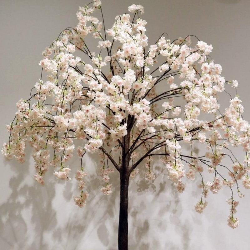 Cherry Blossom Tree Hire Wedding Centrepieces Polka Dot Events
