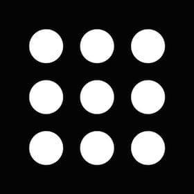 Polka Dot Events Square Logo Large
